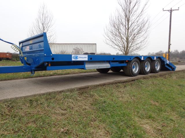 Kane Lbt 24t 940 24 Ton Hydraulic Beaver Tail Low Loader
